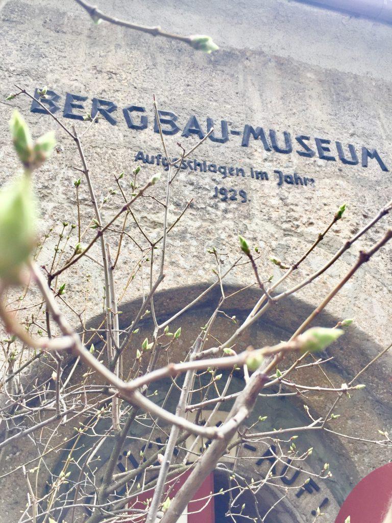 Hall Wattens Bergbau Museum