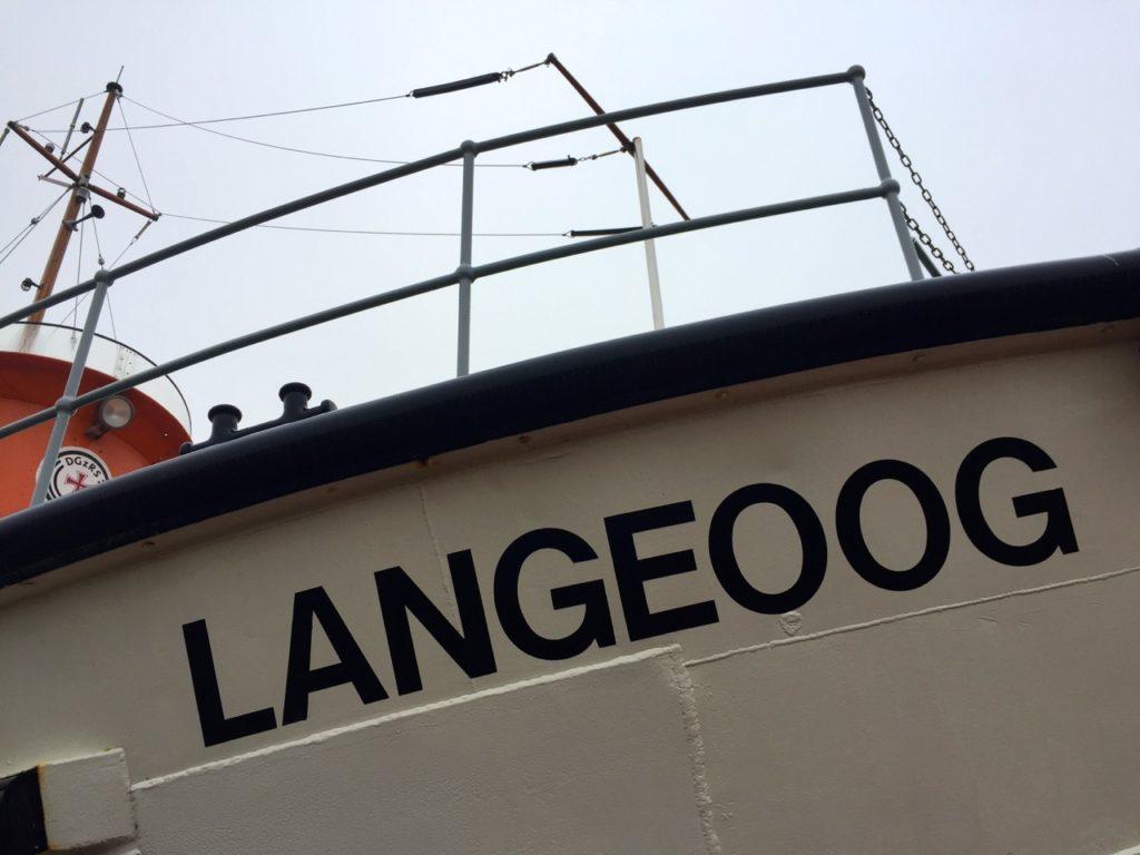 Museumsrettungsboot Langeoog