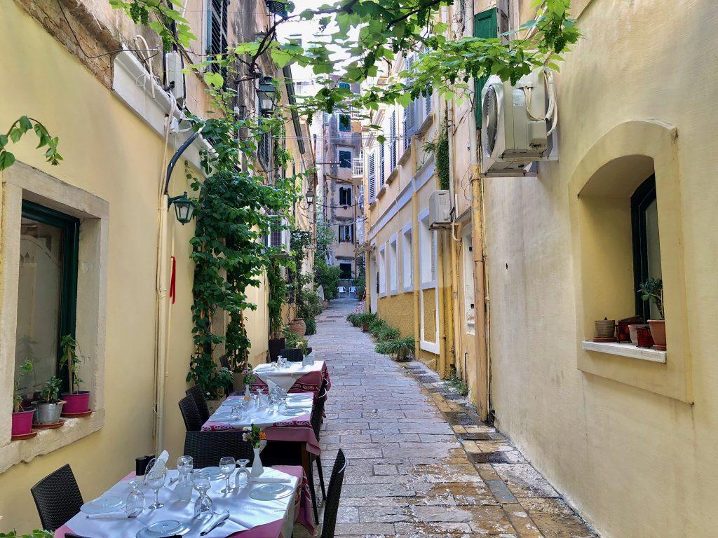 Korfu Urlaub zu allen Jahreszeiten