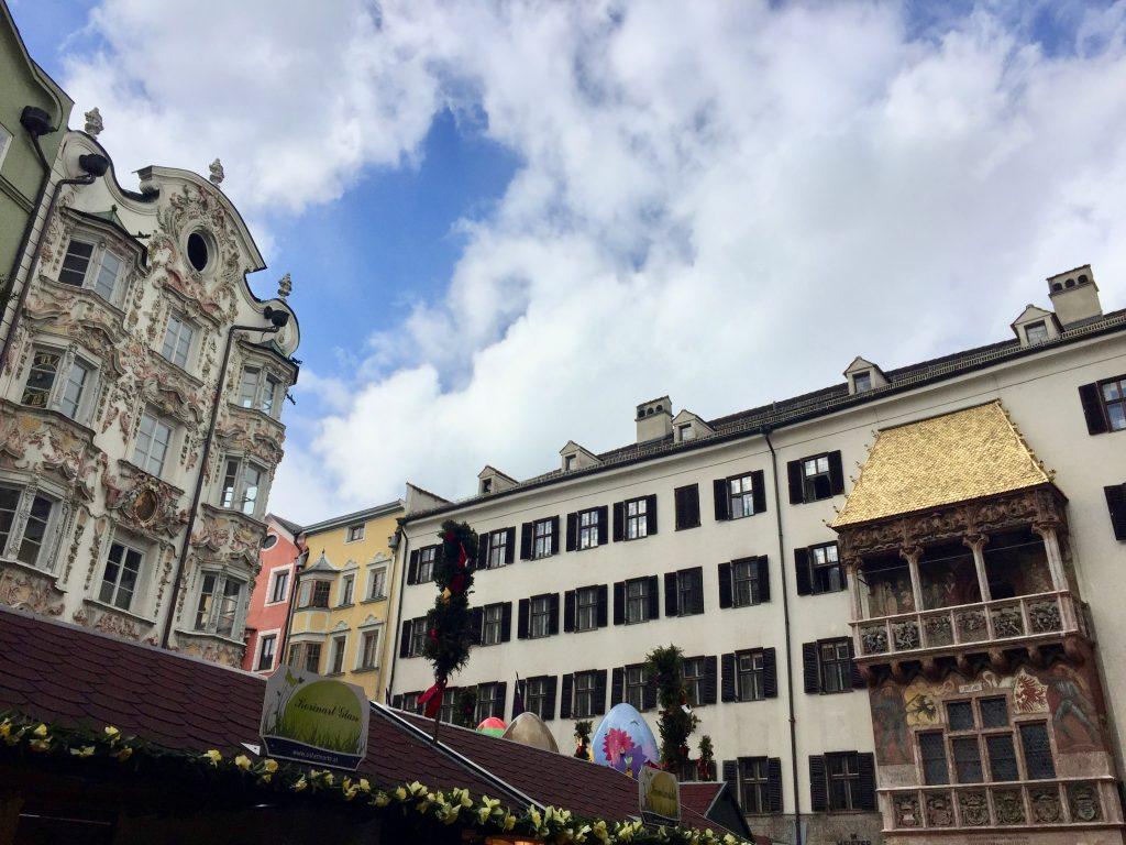 Abstecher nach Innsbruck