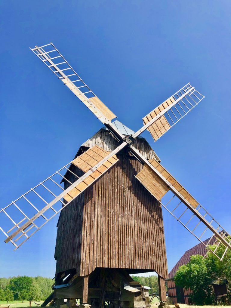 Windmuehle Elbe-Elster-Land