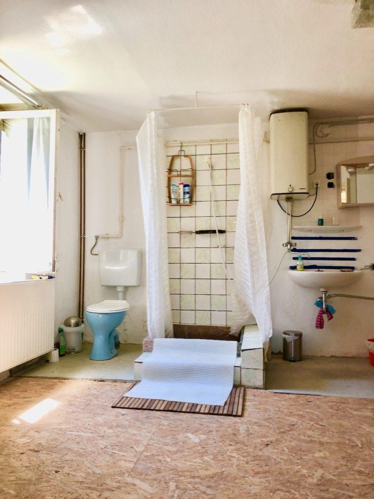 Atelierhof Werenzhain Bad im Gasthaus