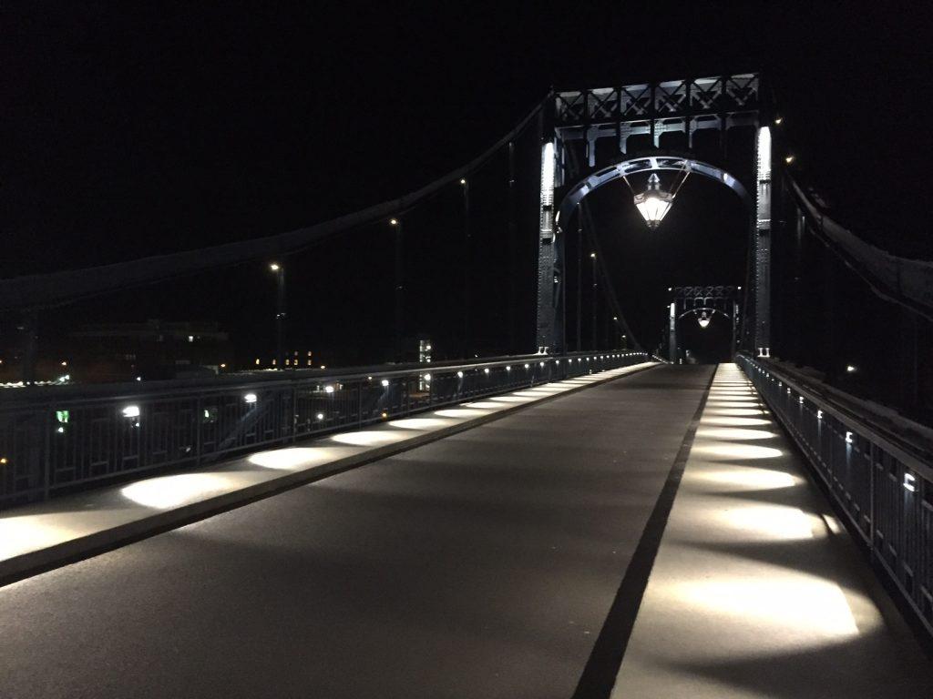 Kaiser Wilhelm Brücke Wilhelmshaven