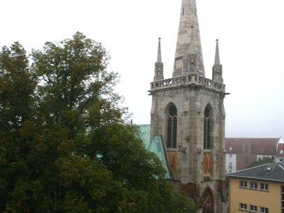 Blick über Eisenach