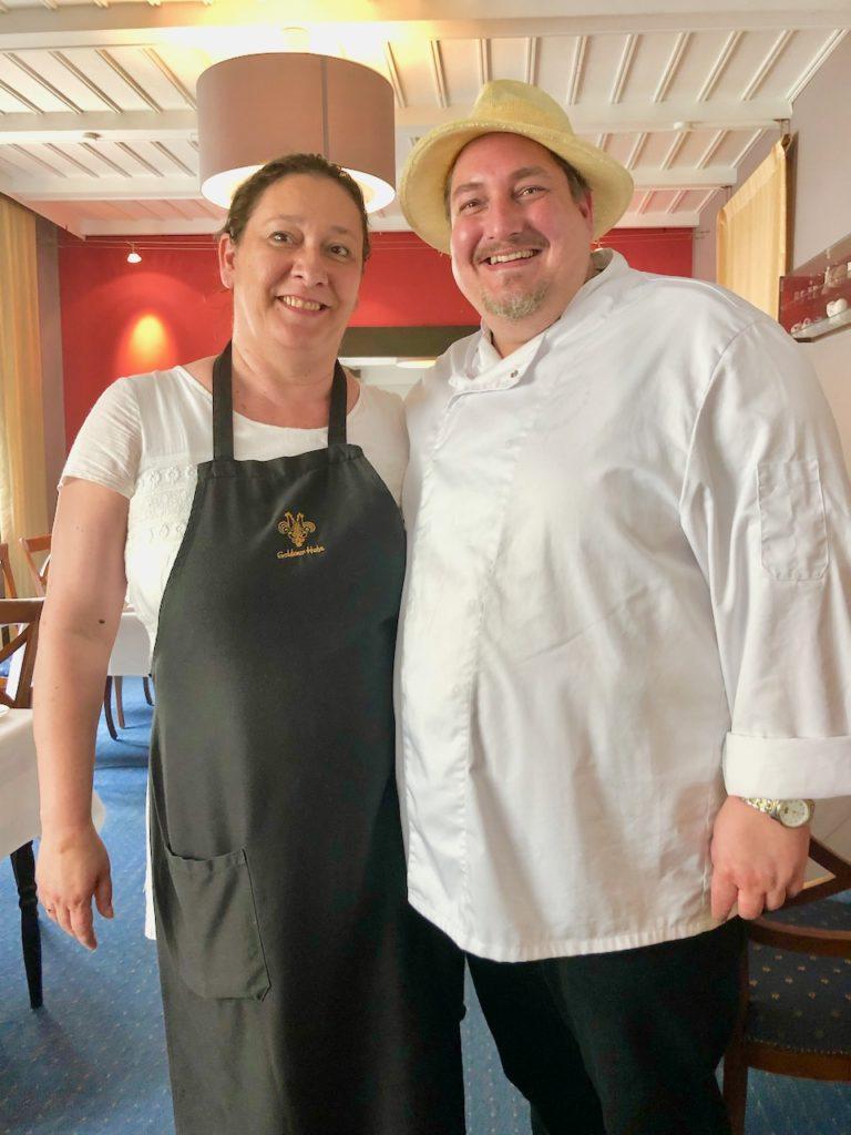 Schreiber Cuisine Iris und Frank Schreiber