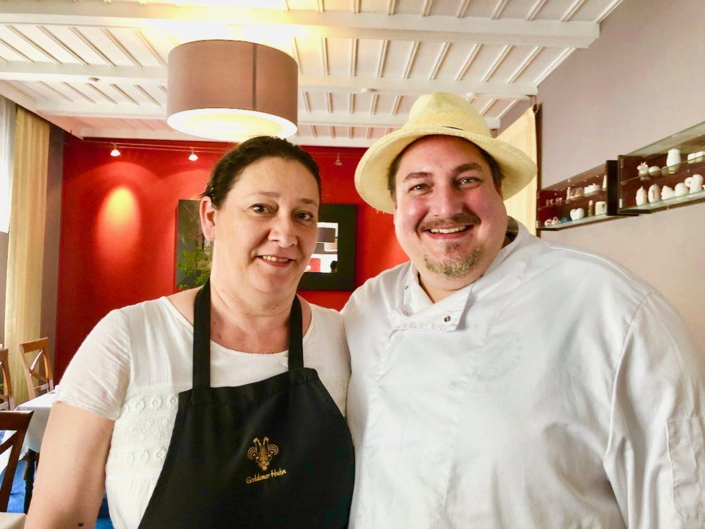 Hotel & Restaurant Goldener Hahn Finstewalde (Iris und Frank Schreiber)