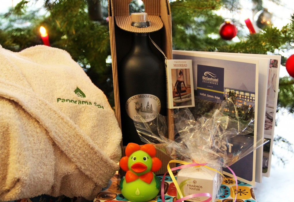 Home-Spa-Paket vom Panorama Spa im Bio-Seehotel Zeulenroda