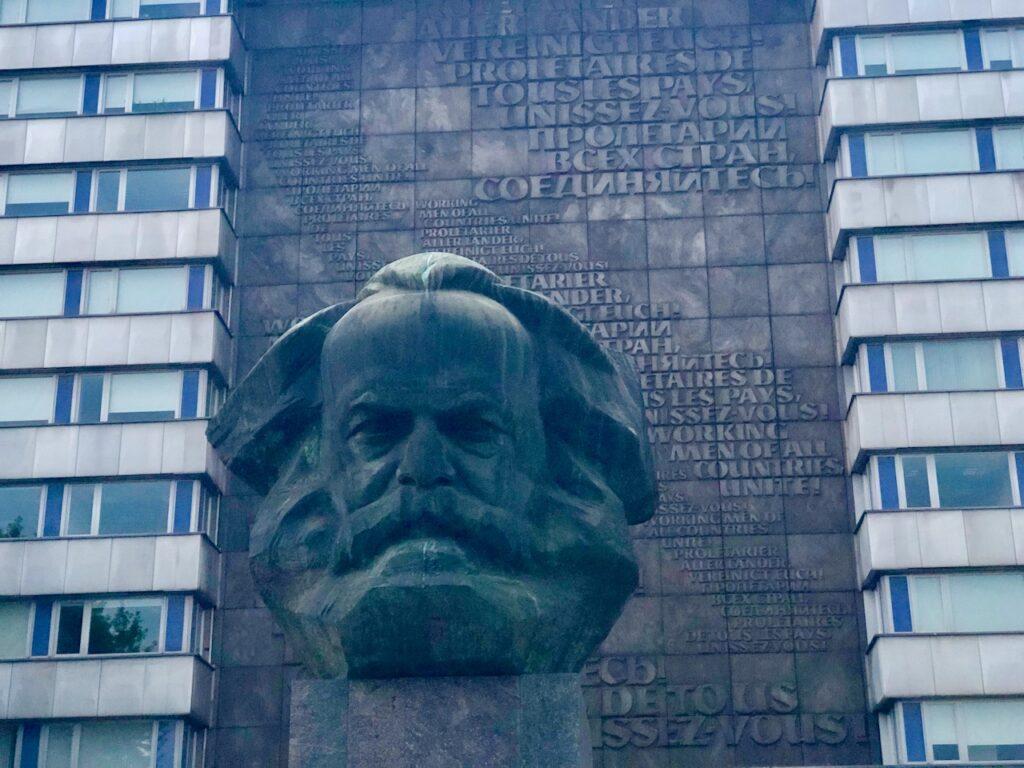 Kalr Marx Monument