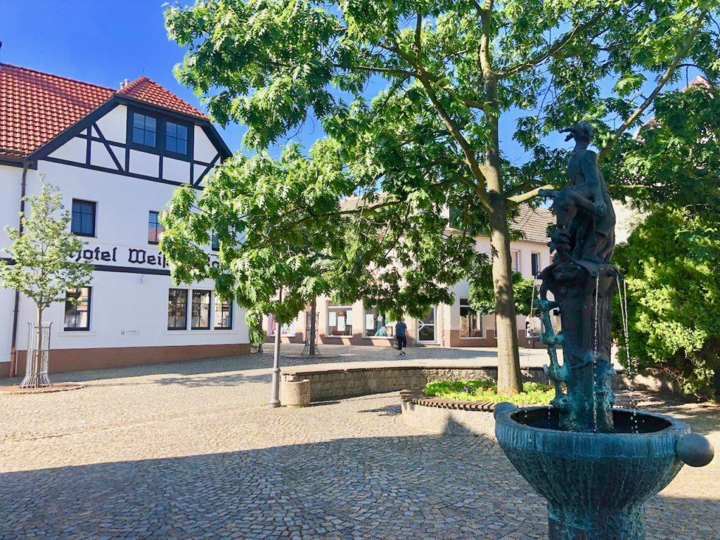 Staedte-Hopping im Elbe-Elster-Land (Elsterwerda)
