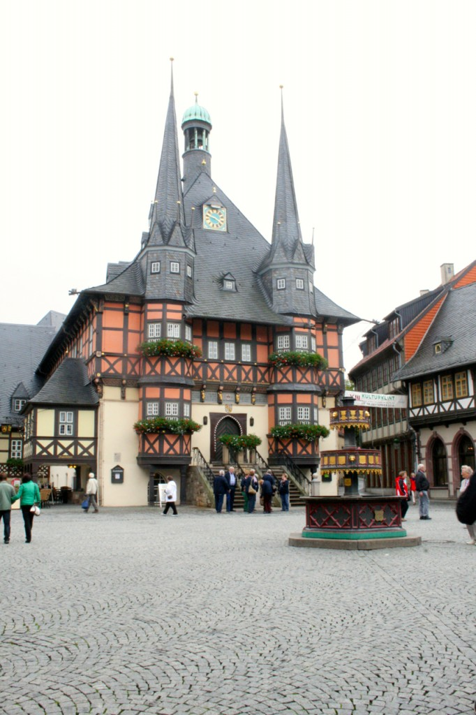Rathaus in Werningerode