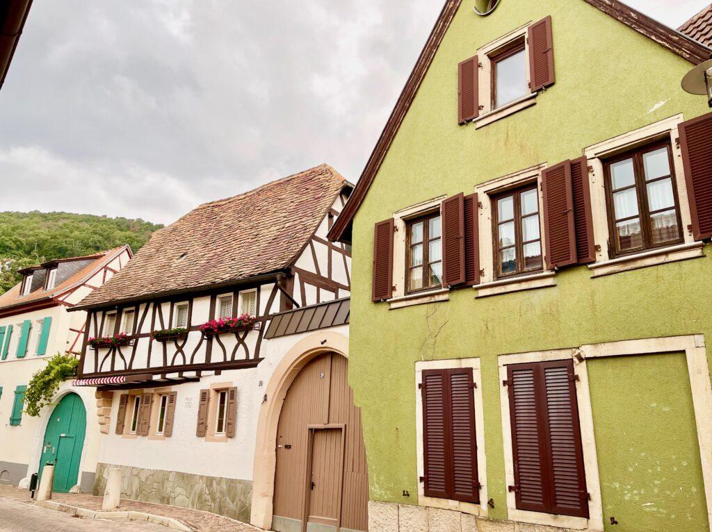 Spaziergang Bad Duerkheim