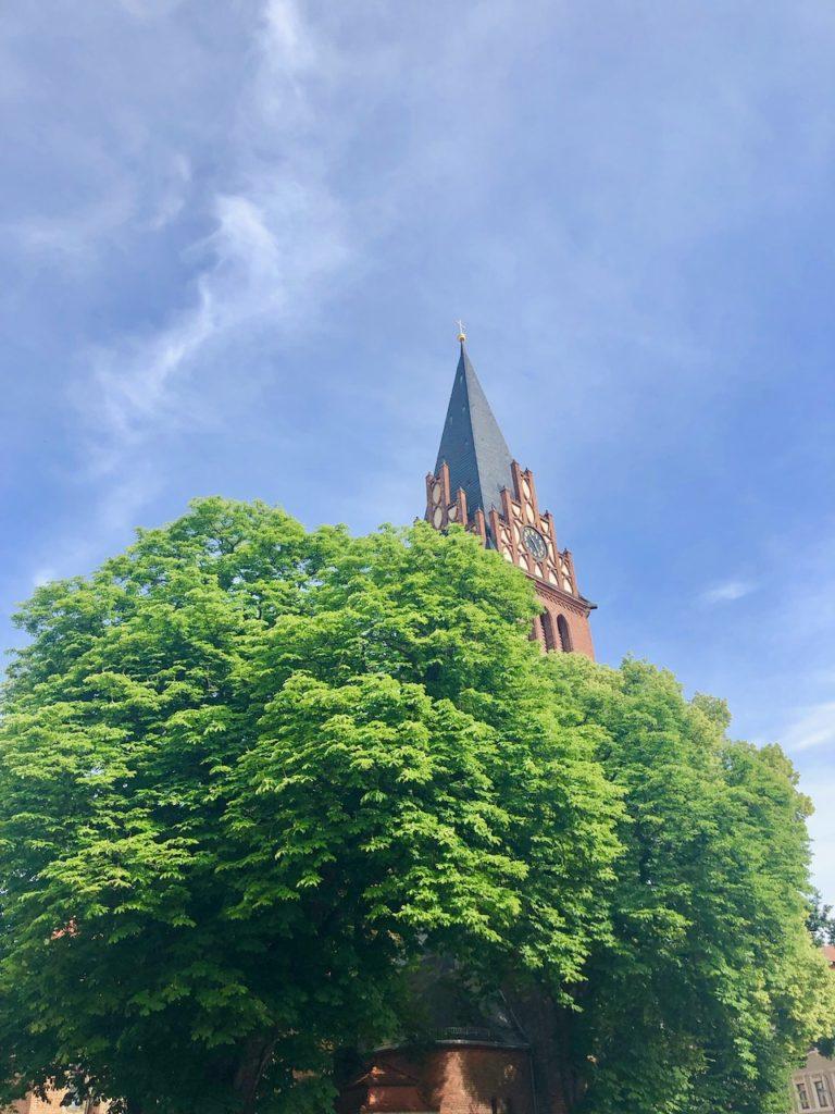 Kirchturm Bad Liebenwerda