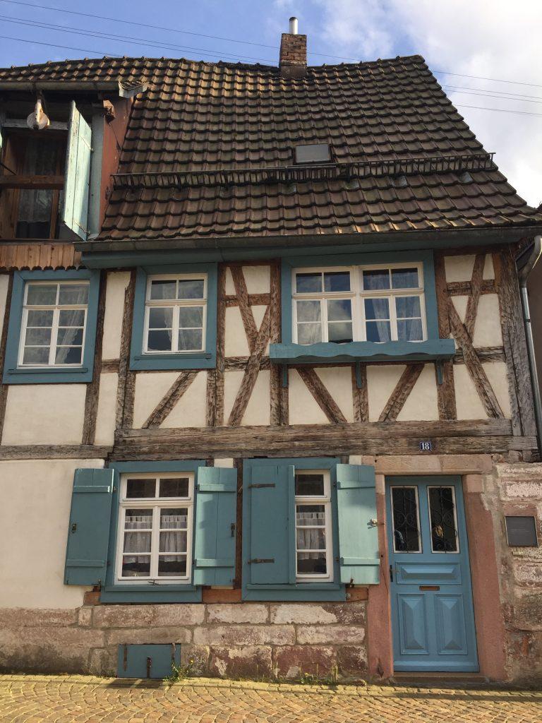 Traumferienhaus Schwarzwald historisches Gerberhaus
