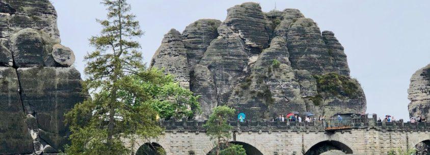 Elbsandsteingebirge: Wandern rund um die Bastei