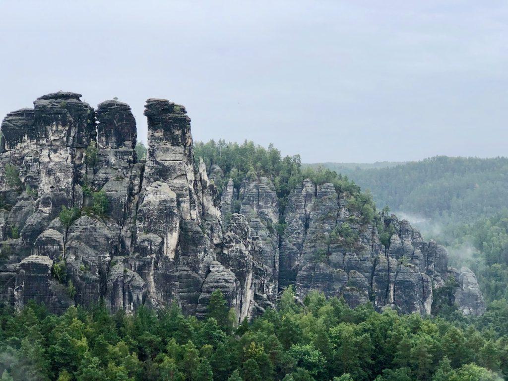 Wandern Elbsandsteingebirge
