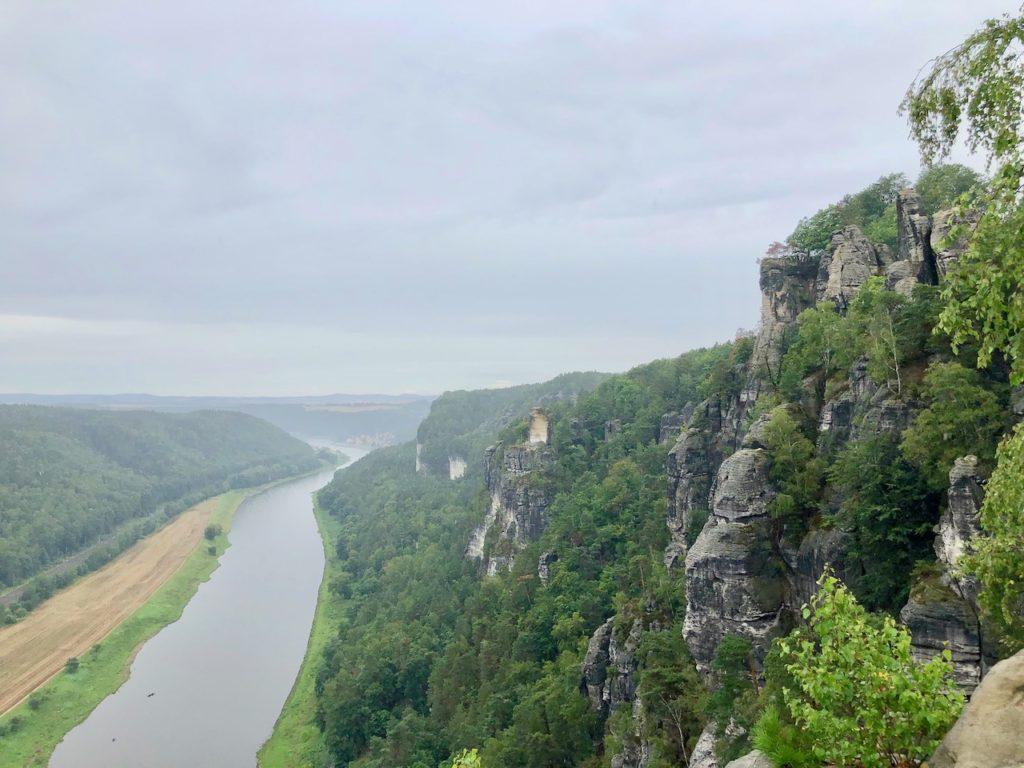 Wandern Saechische Schweiz