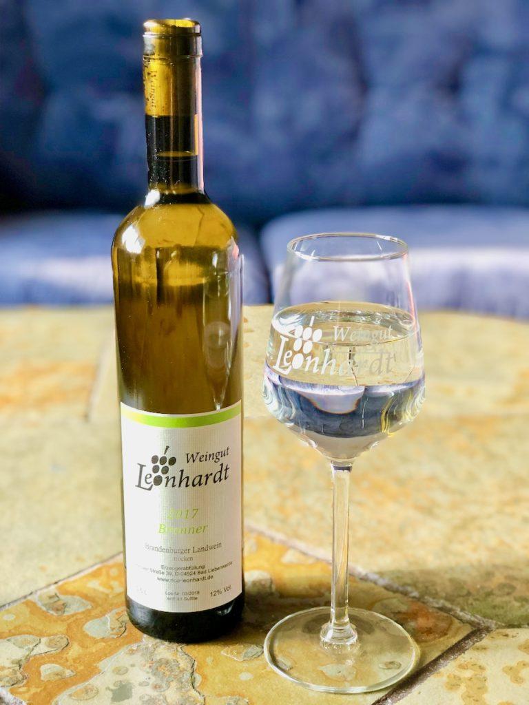 Wein vom Weinberg der Biberburg