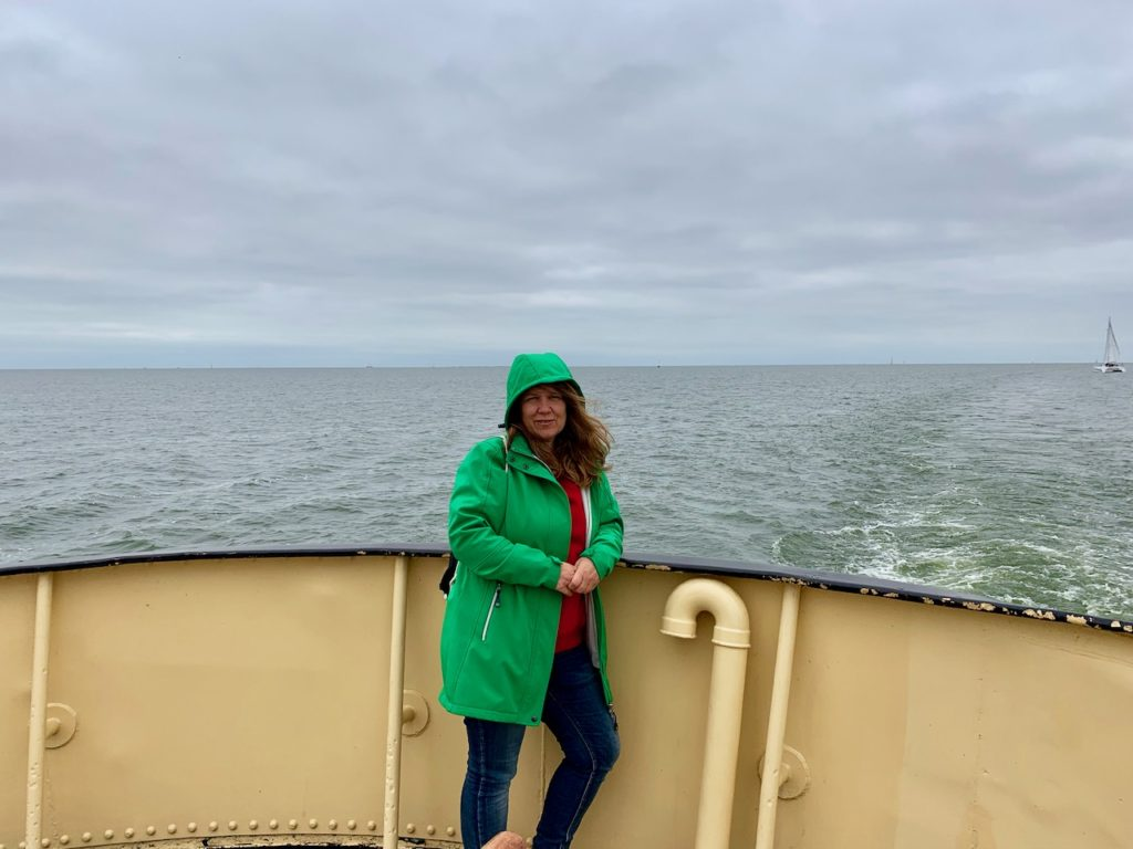 Holland Urlaub per Dampfschiff und Dampfeisenbahn