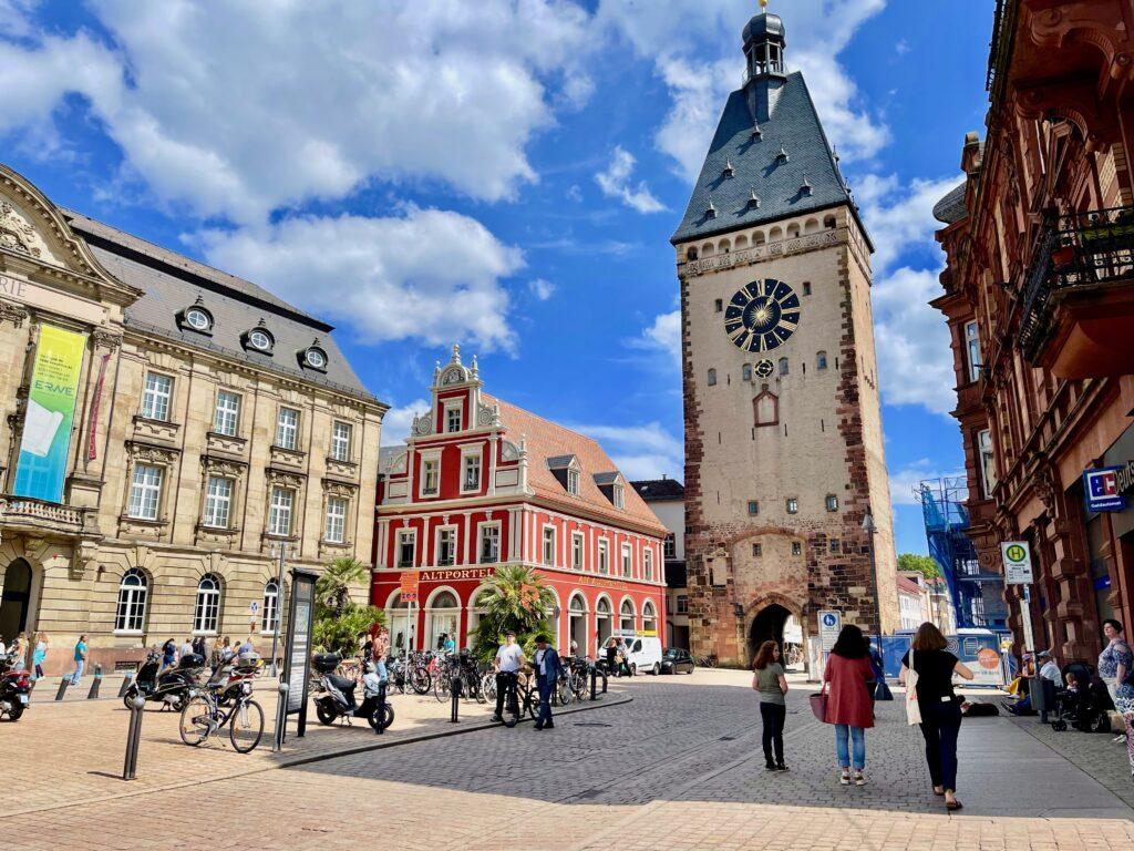 Speyer Sehenswuerdigkeiten