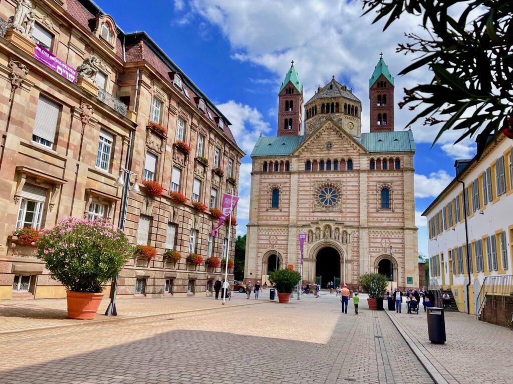 Ausflugsziele Pfalz Speyer