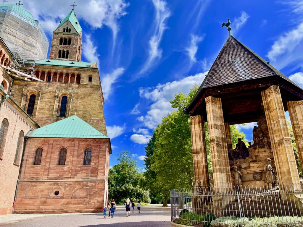 Pfalz Sehenswuerdigkeiten Speyer Dom