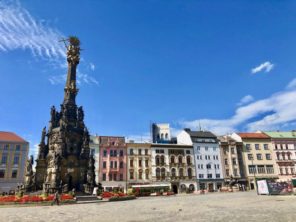 Tschechien Urlaub: Olmuetz
