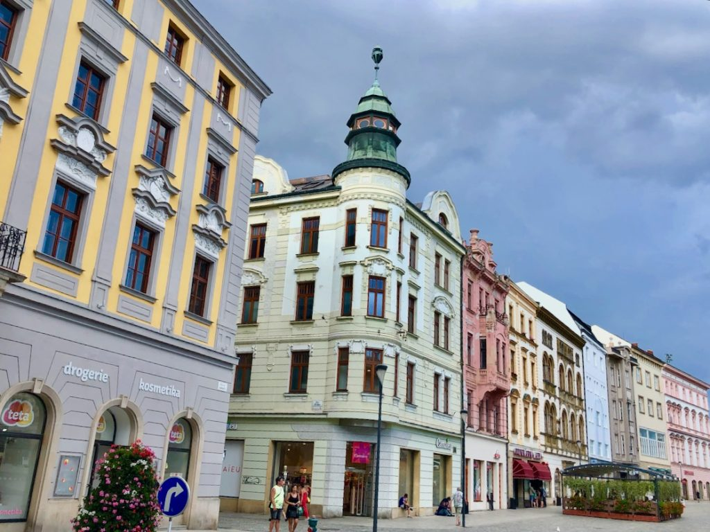 Urlaub in Tschechien Olmuetz