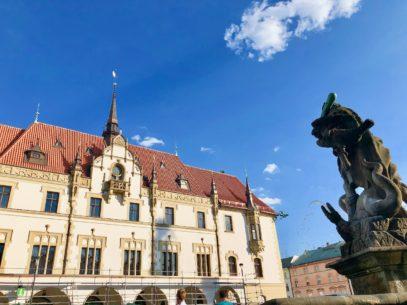 Tschechien Reise Tipps: Olmuetz