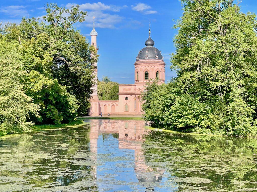 Gartenmoschee Schwetzingen Schlosspark