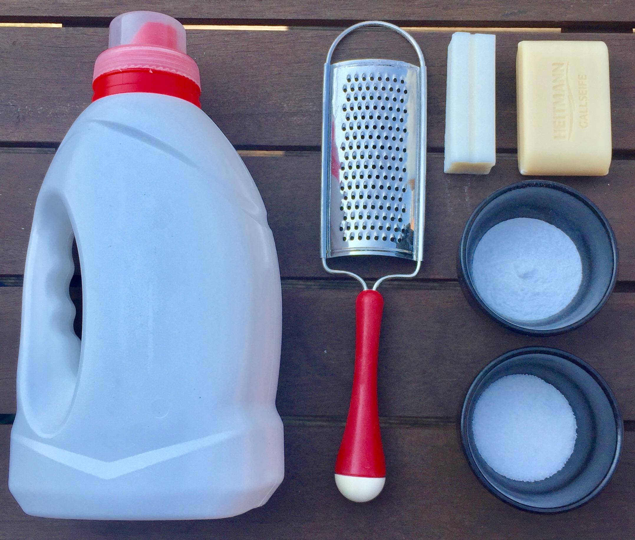 Waschmittel Selber Machen Wellness Mehr
