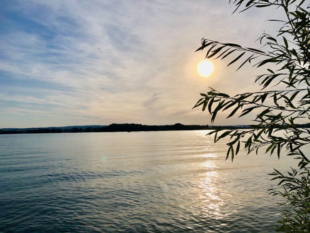 Tschechien Urlaub am See
