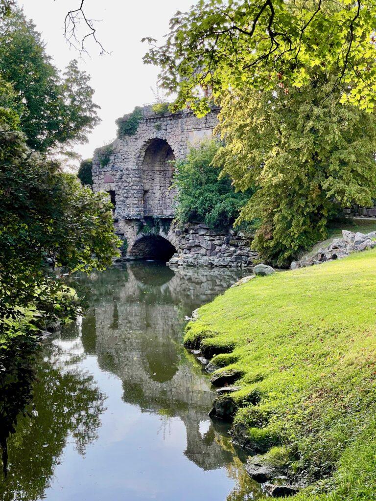 Pfalz Tagesausflug Schlossgarten Schwetzingen
