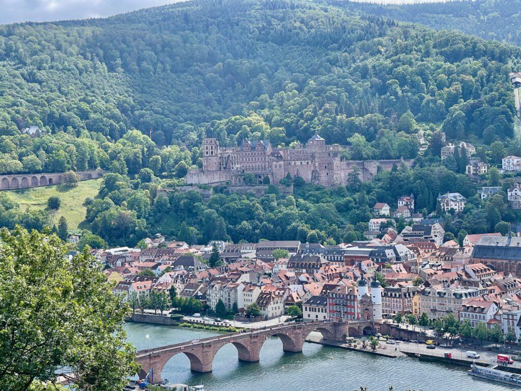 Pfalz Sehenswuerdigkeiten Heidelberg