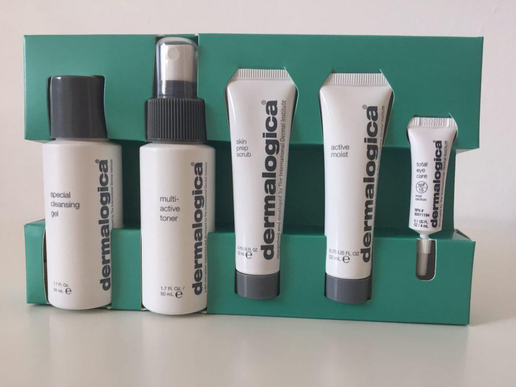 Dermalogica nomal / oily skin kit