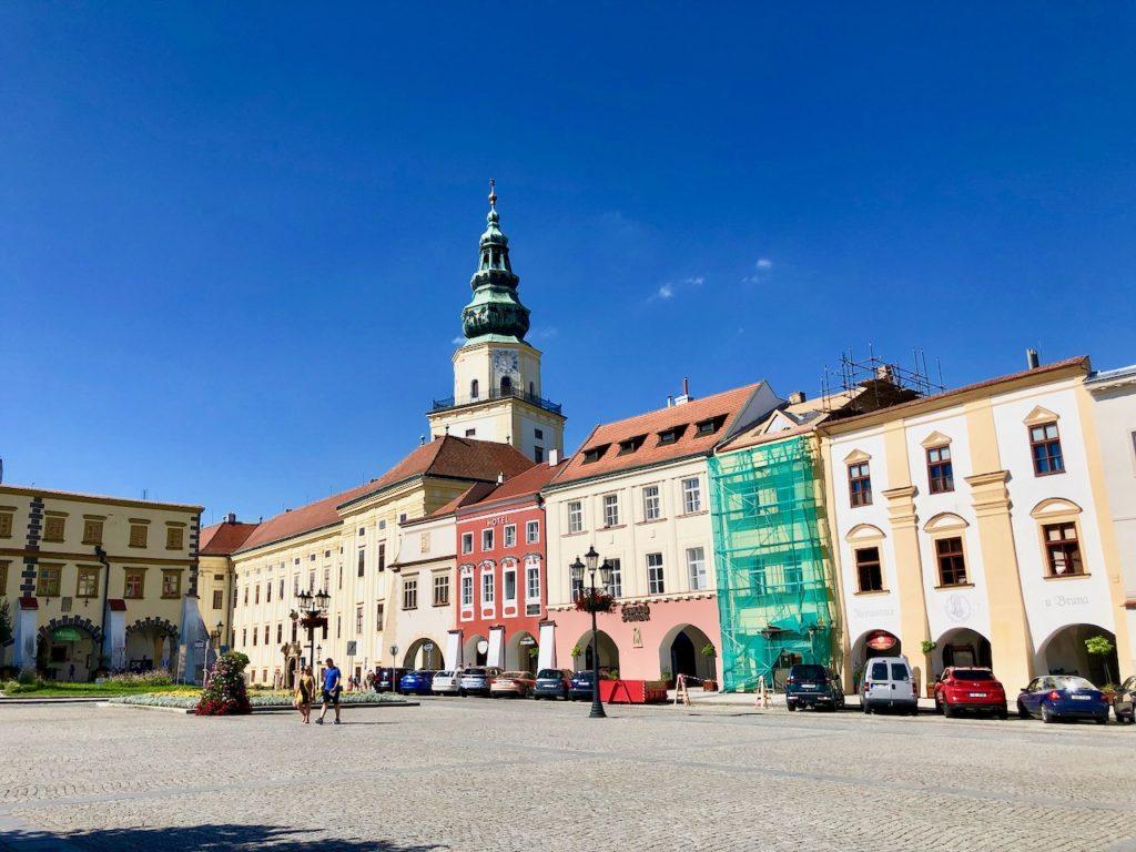 Reise nach Tschechien Kremsier