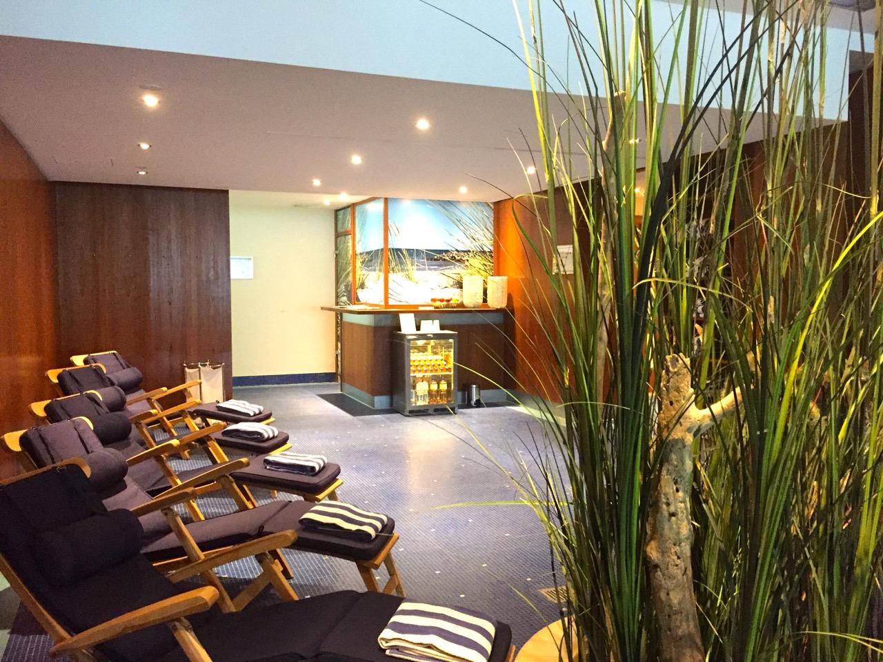 Wellnessbereich Atlantic Grand Hotel