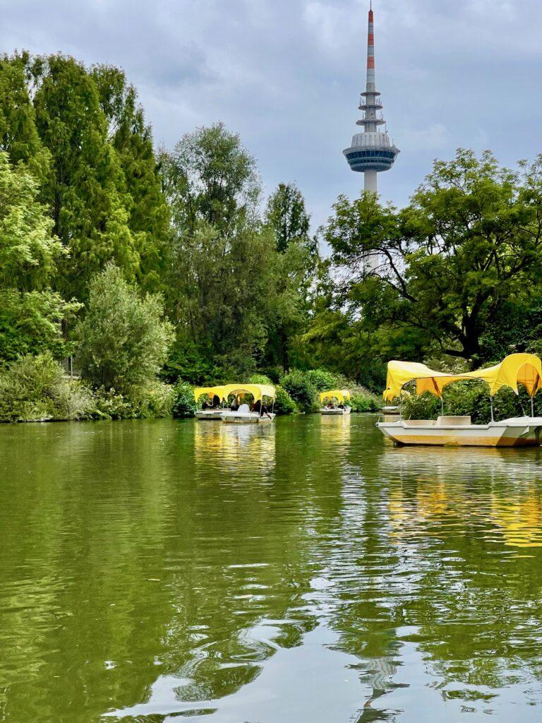 Gondolettas Luisenpark Mannheim