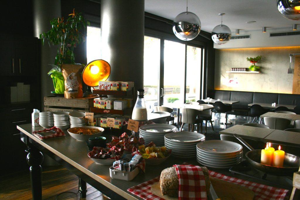 Hoteltipp Bremen Überfluss Hotel (Frühstück)