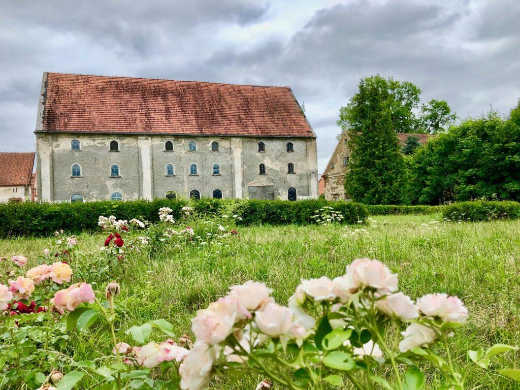 Wegorzewo Gmina am Schloss