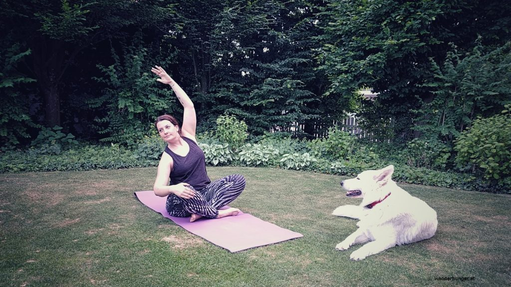 30 Tage Yoga Challenge