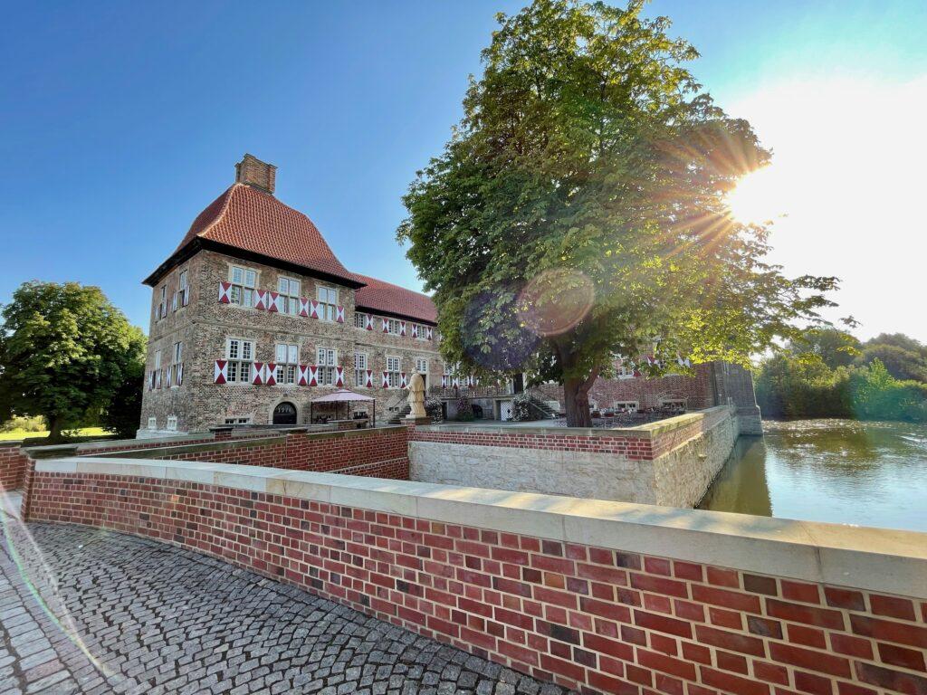 Hamm Sehenswuerdigkeiten Schloss Oberwerries