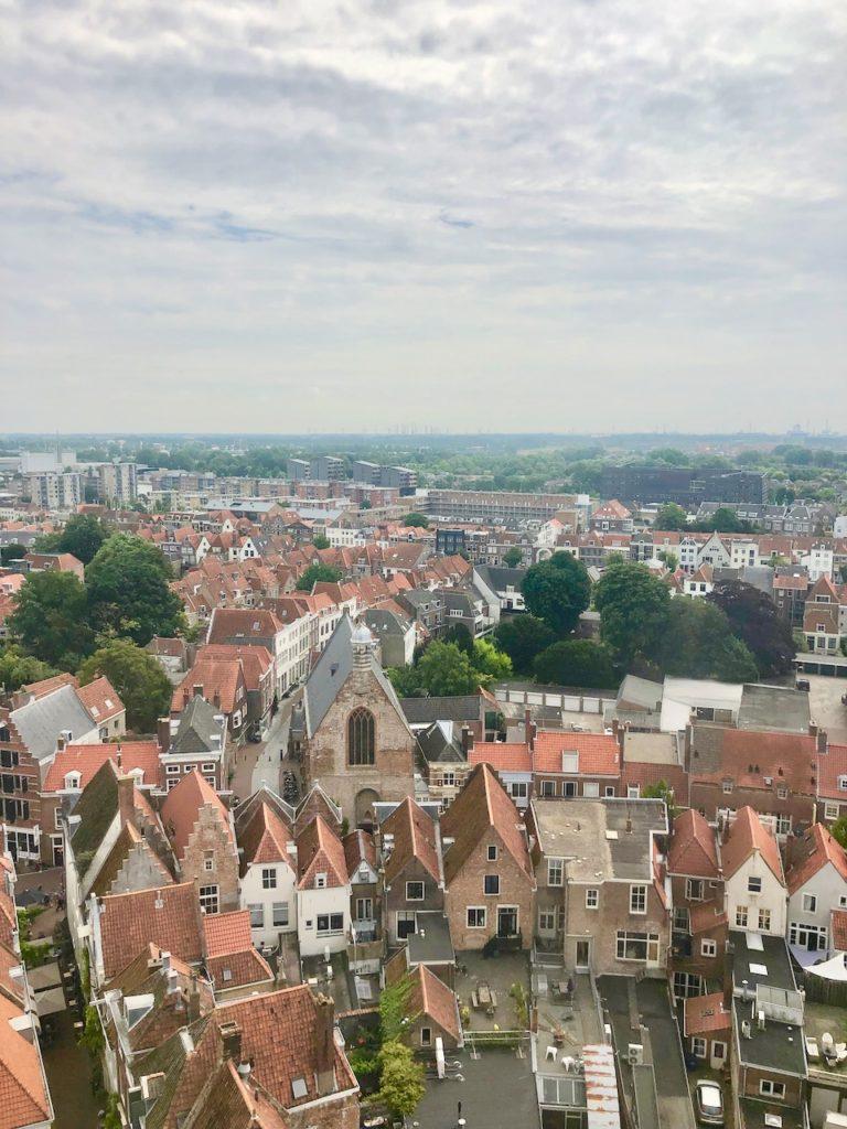 Blick auf Middelburg