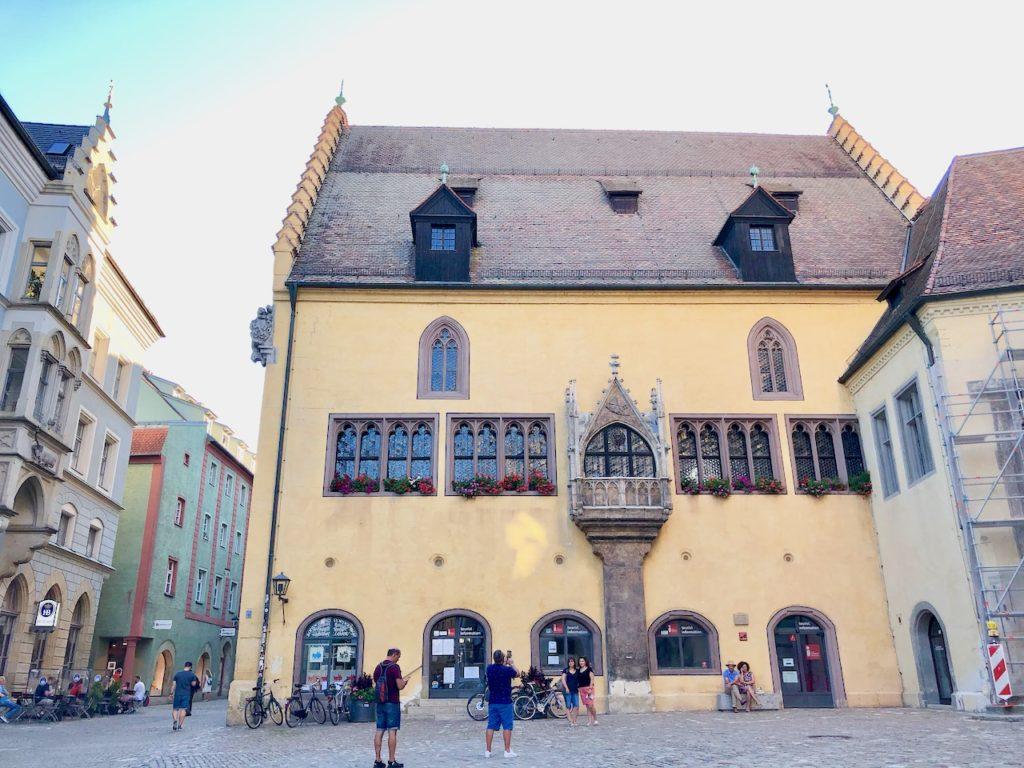 Altes Rathaus Regensburg