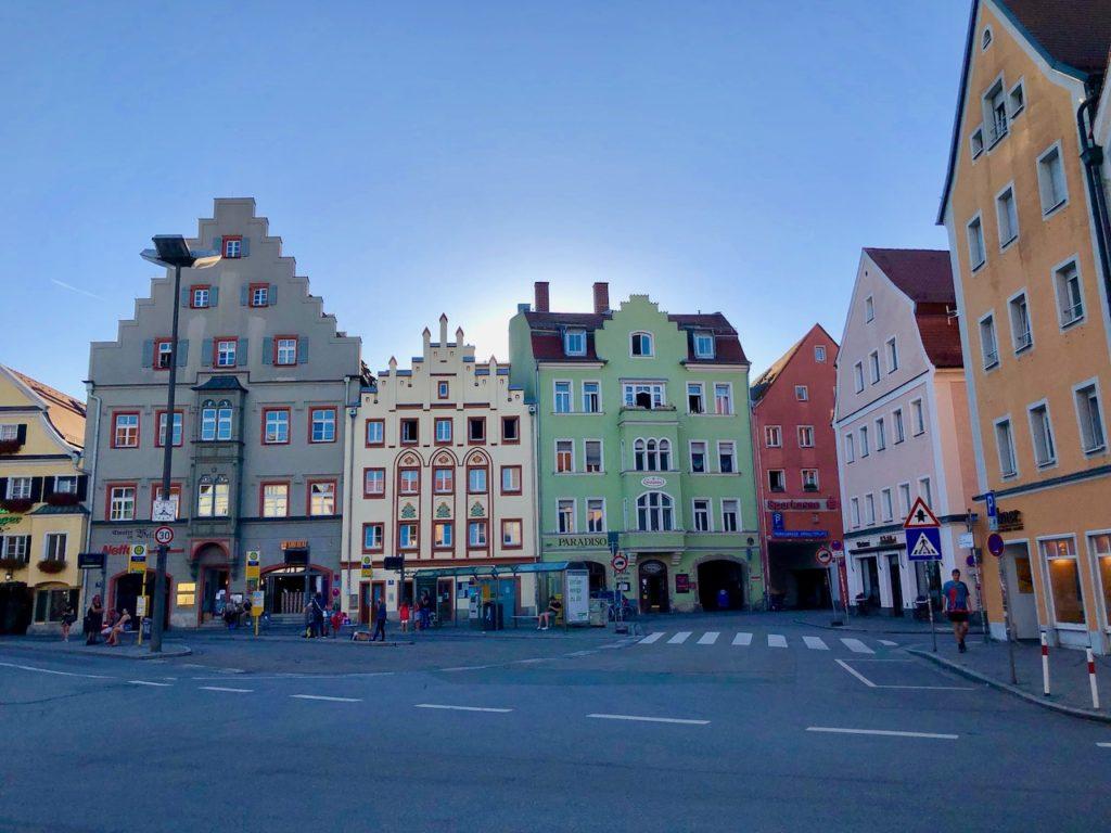 Regensburg Sehenswuerdigkeiten