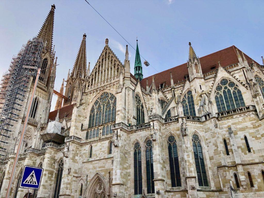 Regensburg Altstadt - Dom Regensburg
