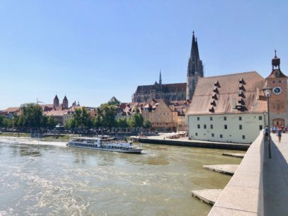 Slow Travel: 48 Stunden in Regensburg