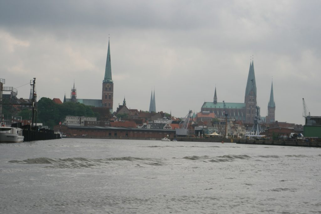 Hansestadt Lübeck mit Lübeck Altstadt