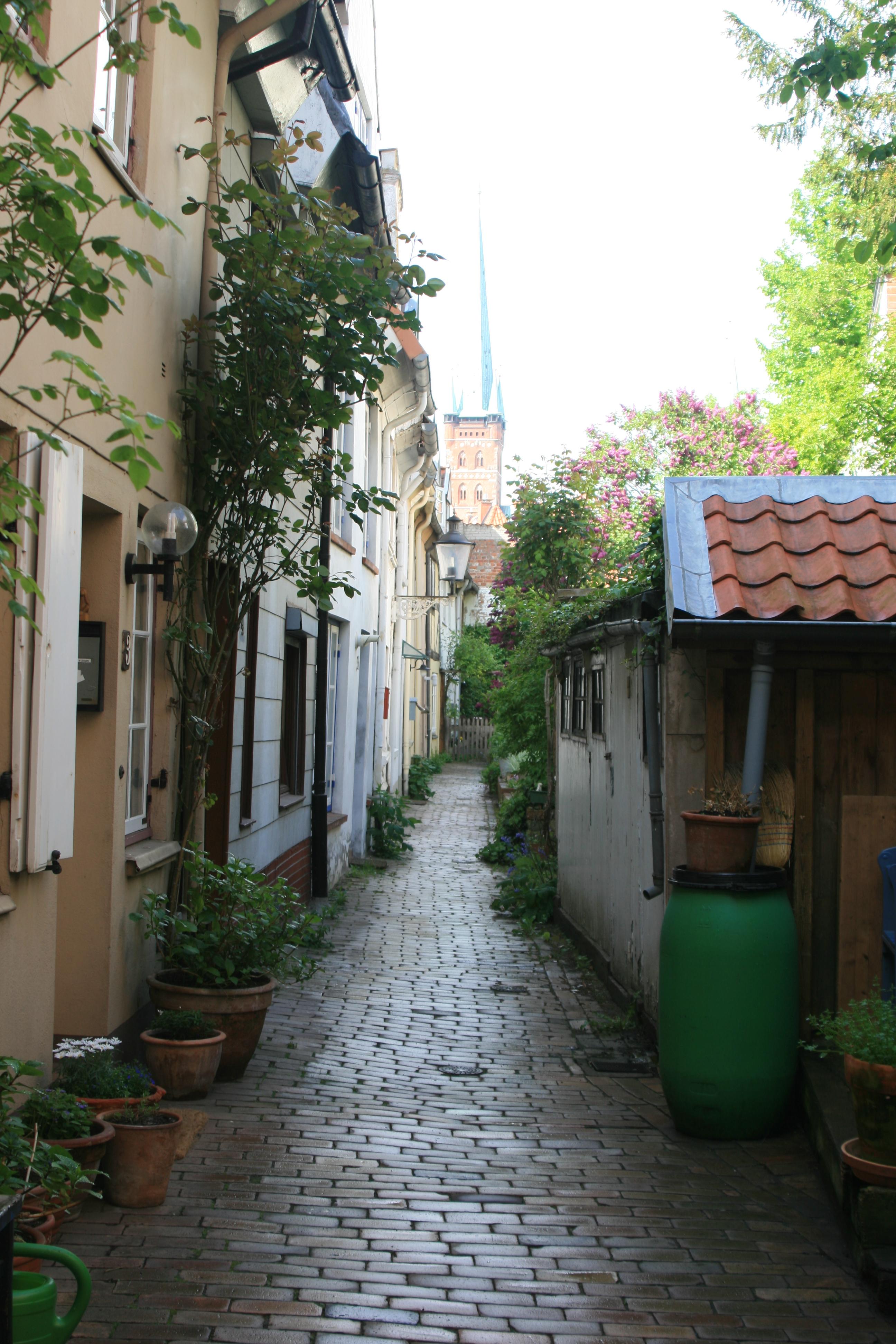 Lübeck Urlaub Tipps – Lübeck Altstadt Spaziergang