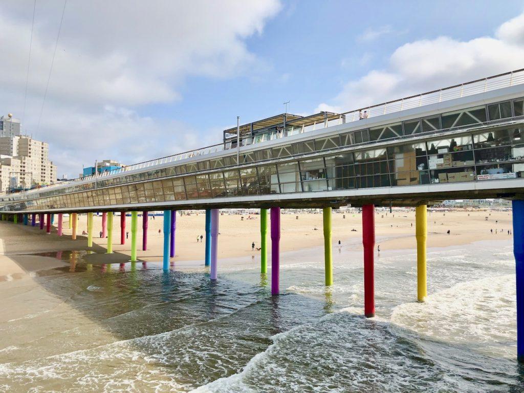 Den Haag Scheveningen Strand