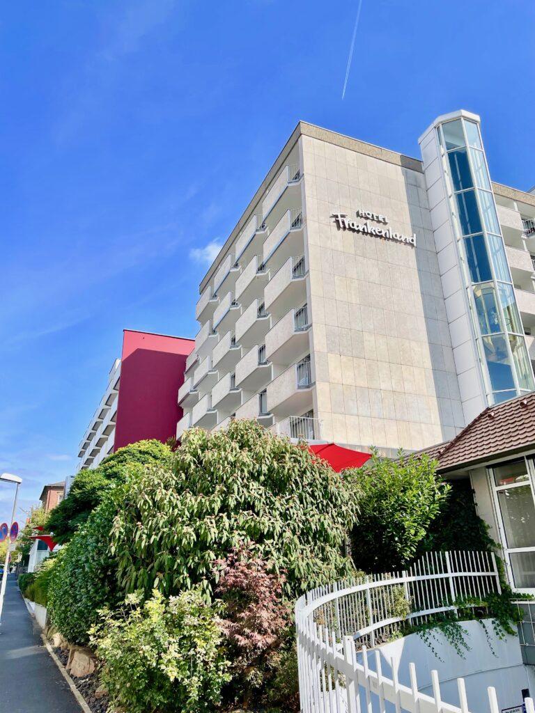Bad Kissingen Hotel Frankenland